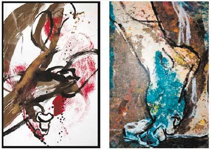 Article GALERIE RACONT'ARTS_Palombit