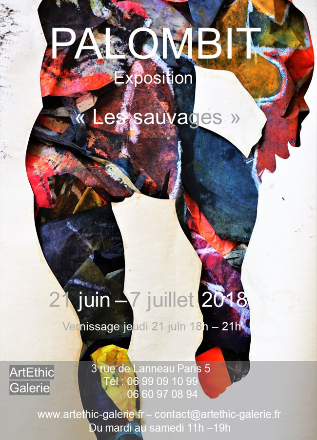 EXPOSTION LES SAUVAGES 2018
