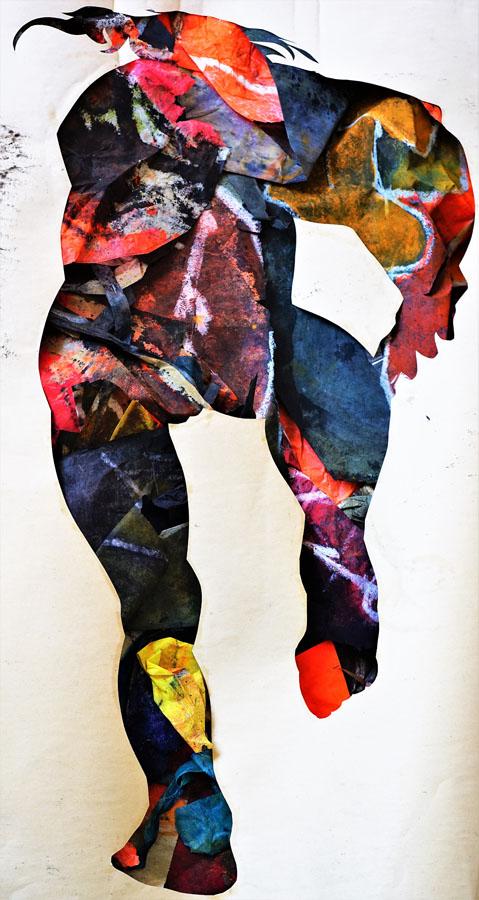 WILD HUMAN 1 - 2017 - Photo tous formats - Limitée à 10 exemplaires - © Palombit