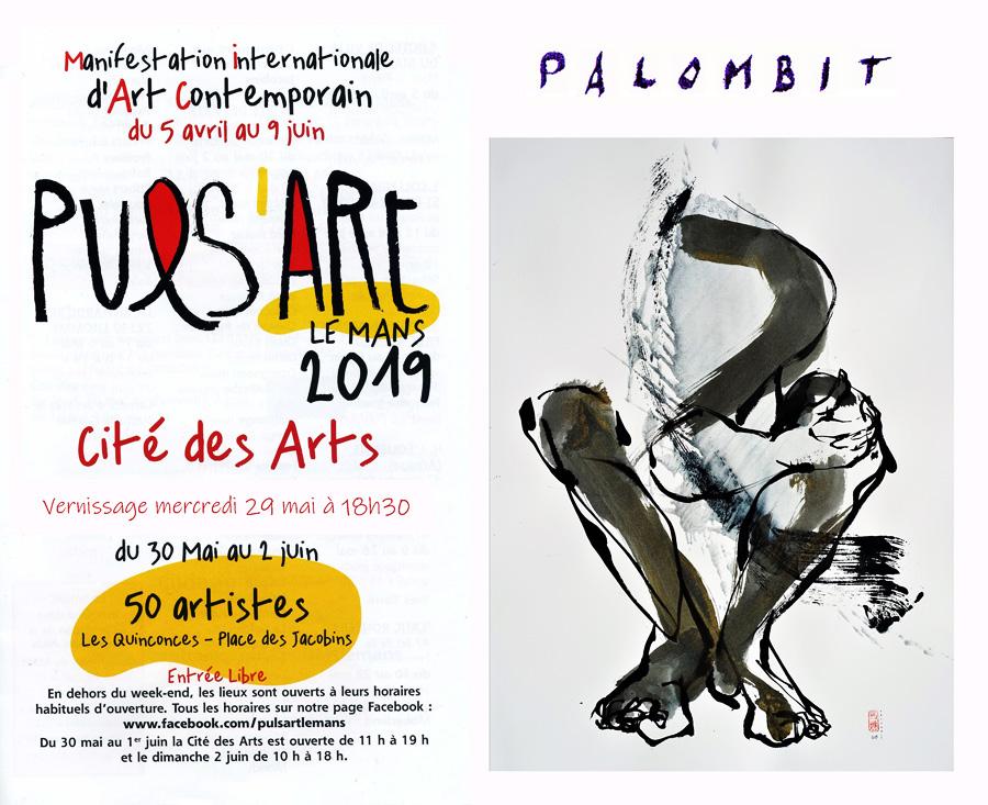 PULS'ART Manifestation Internationale d'Art Contemporain – LE MANS (72)