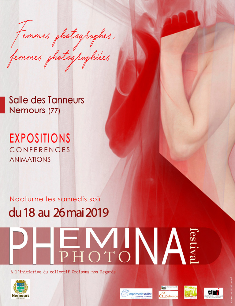 PHEMINA Photo Festival – NEMOURS (77)